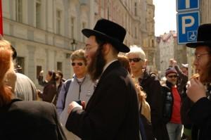 Евреи из квартала