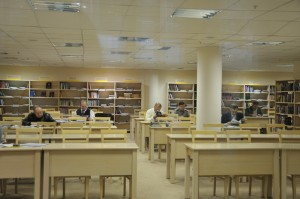 Зал периодической печати