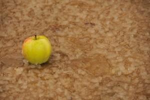 Упавшие яблоки