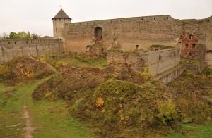 Крепость в крепости