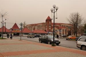 Центральный рынок города