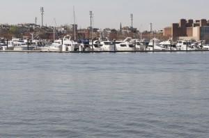Город-порт Балтимор