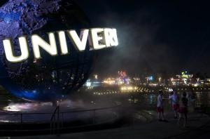 """Парк развлечений """"Universal Studios"""""""