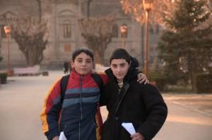 Армянские мальшички
