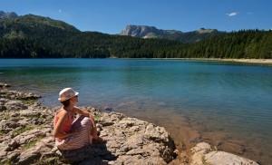 Черногория, Чёрное озеро